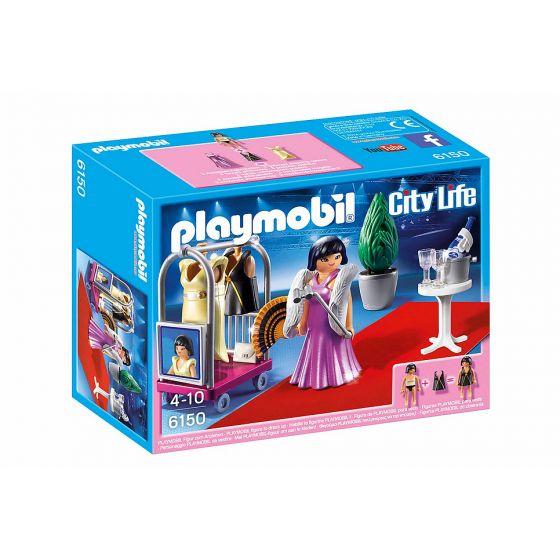 Playmobil-Ster-op-rode-loper---6150