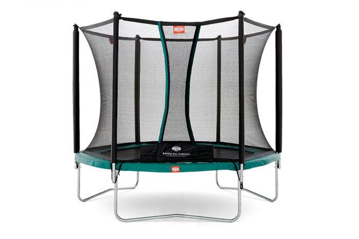 BERG-Talent-240-+-Safety-Net-Comfort-Trampoline