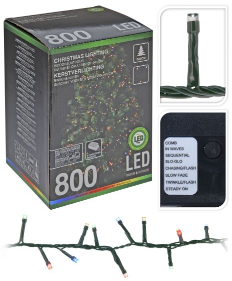 Clusterverlichting-800-LED-Multi---16-meter