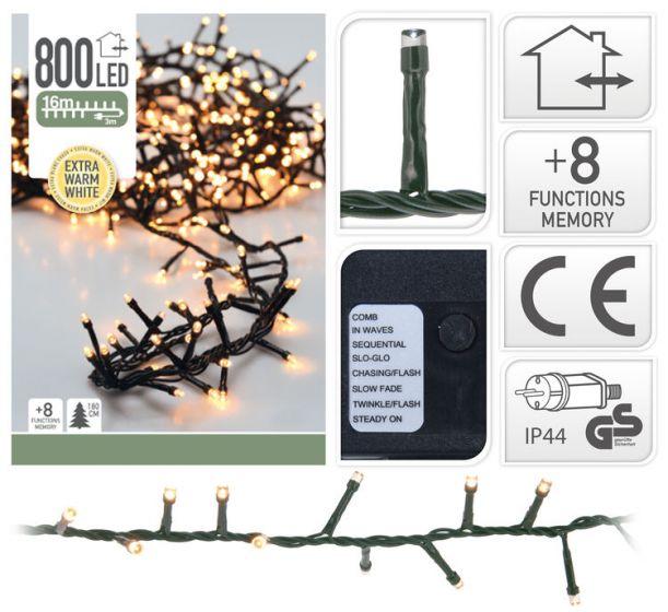 Kerstboomverlichting-800-LED-warm-wit---19-meter