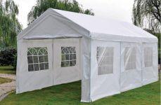 Partytent-3x6-meter-deluxe-wit-met-zijwanden-Pure-Garden-&-Living-