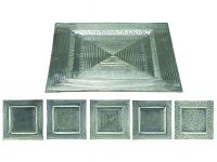 Onderbord-Vierkant-aluminium