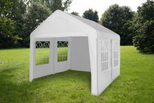 Partytent-3x4-meter-wit-met-zijwanden-Pure-Garden-&-Living