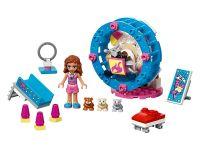 LEGO-Friends-Olivia's-Hamsterspeelplaats---41383
