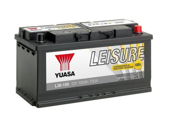 Yuasa-L36-100-recreatie-accu