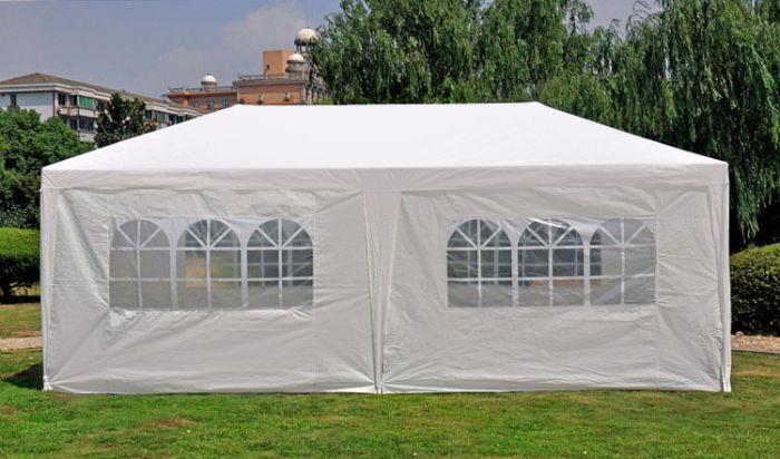Partytent-3x6-meter-wit-met-zijwanden-Pure-Garden-&-Living-