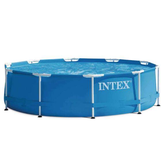 Intex-Metal-Frame-Pool-Ø-305-cm