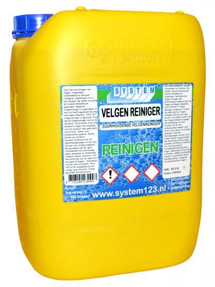 System-velgenreiniger-10-liter