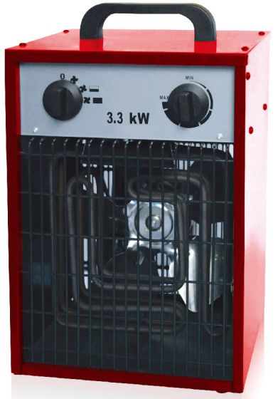 Industrie-ventilatorkachel-3300W