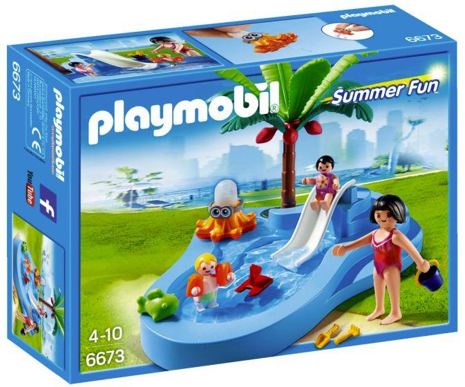 Playmobil-Kinderbad-met-Glijbaan-6673