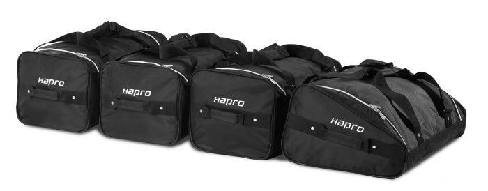 Hapro-Dakkoffer-Tassenset