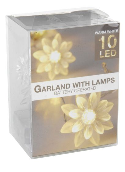 LED-verlichting-Bloem