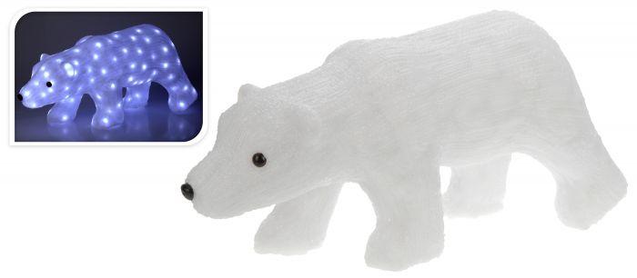 IJsbeer-LED-wit