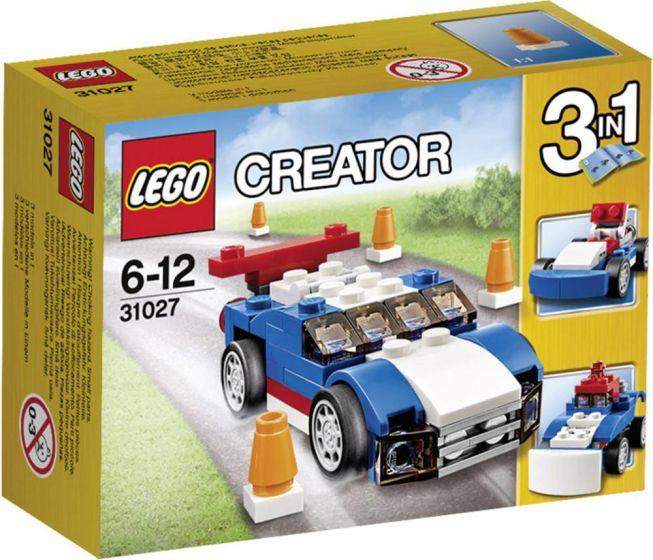 LEGO-Creator-Blauwe-Racer---31027