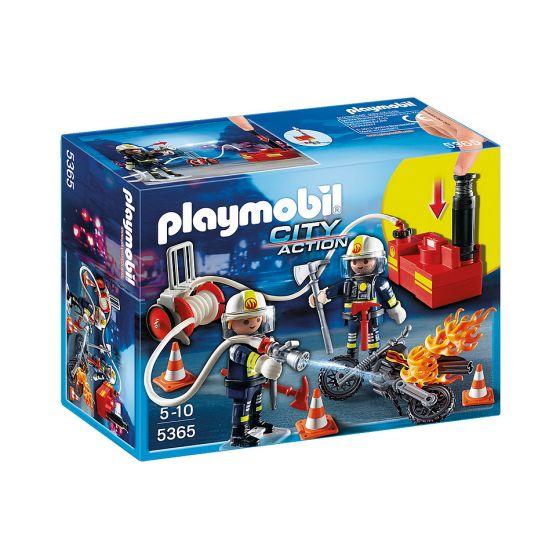 Playmobil-Brandweermannen-met-brandslang---5365