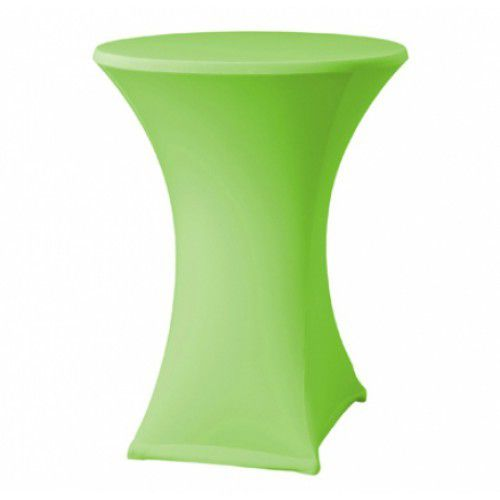 Statafelrok-Lime-Groen