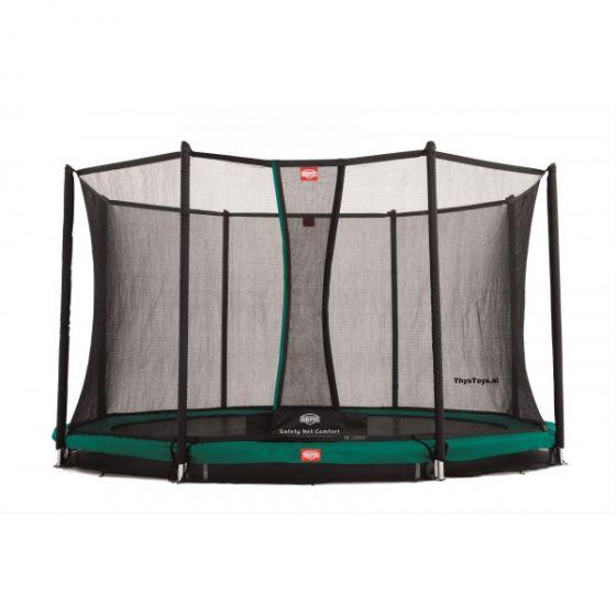 Trampoline-BERG-Favorit-Inground-330-+-Safety-Net-Comfort