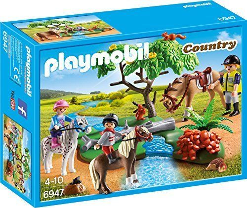 Playmobil-Country-Ponyrijles-6947