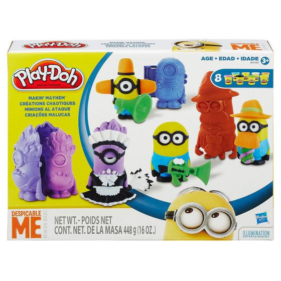 Play-Doh-Minions-Speelset