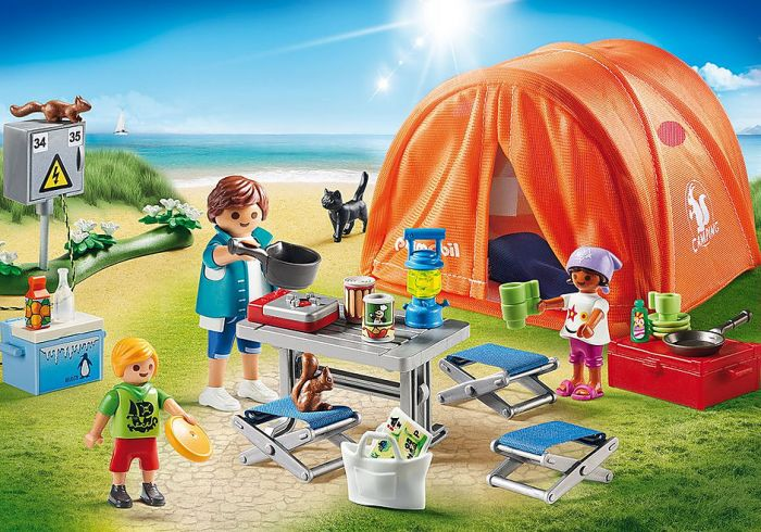 Kampeerders-met-tent-70089