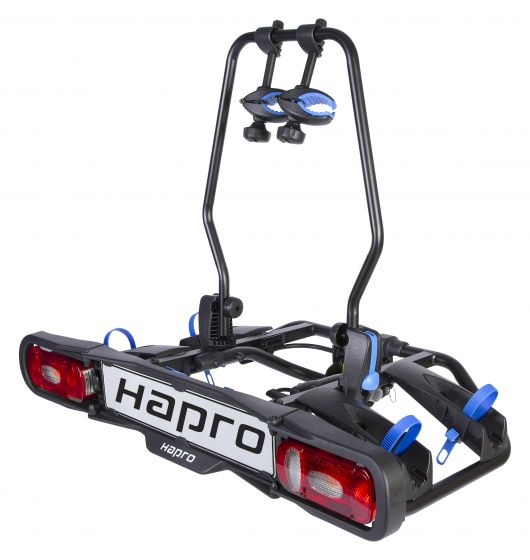 Hapro-Atlas-2-Premium-Blue---Model-2018---E-bike-Fietsendrager