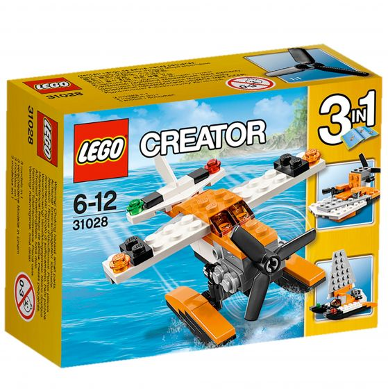 LEGO-Creator-Watervliegtuig---31028