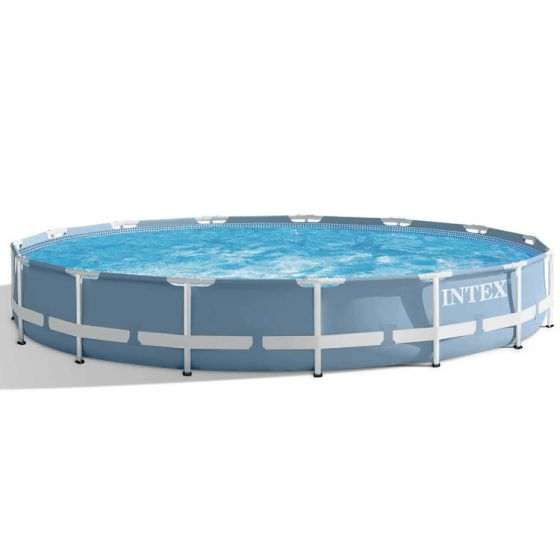 Intex-Prism-Frame-Pool-Ø-457-x-84-cm-(set)