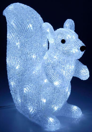 Eekhoorn-LED-wit