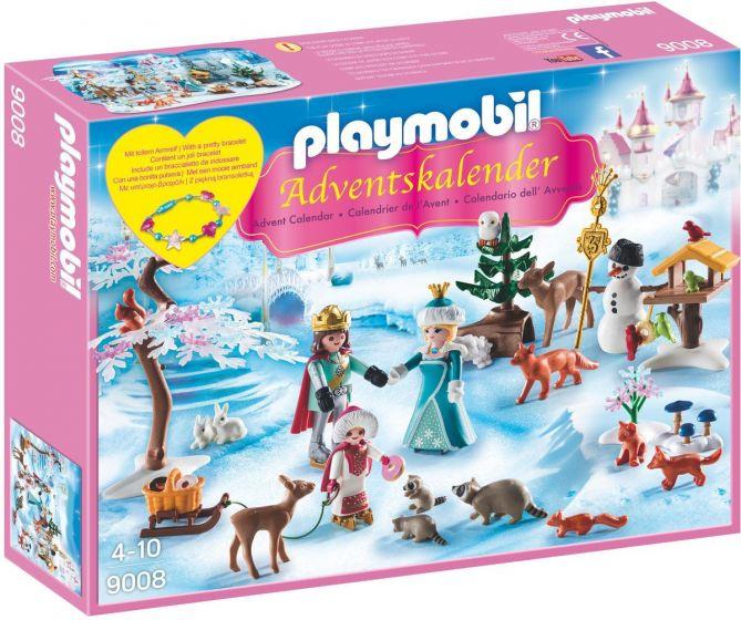 Playmobil-Adventskalender-Koninklijk-schaatsfeest---9008