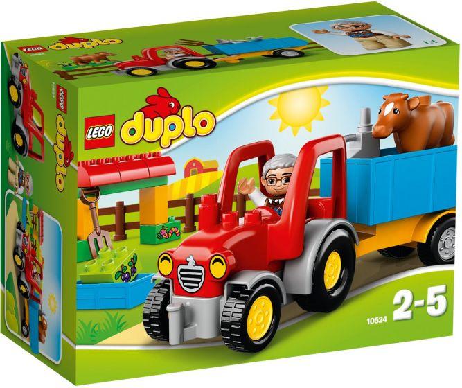 LEGO-DUPLO-Landbouwtractor---10524