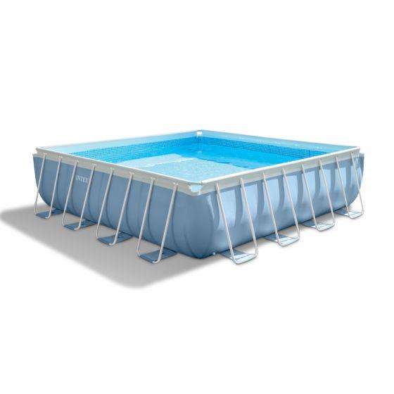 Intex-Prism-Frame-Square-Pool-427-x-427-cm-(set)