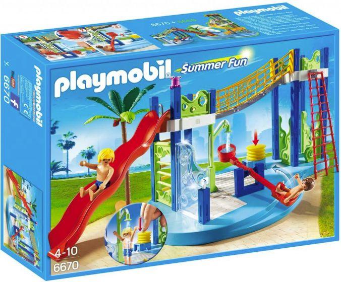 Playmobil-Waterspeeltuin-6670