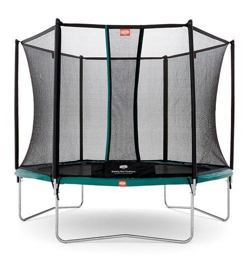 BERG-Talent-300-+-Safety-Net-Comfort-Trampoline
