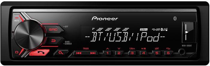 Pioneer-MVH-390BT-Autoradio