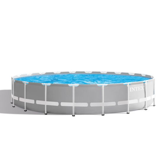 INTEX™-Prism-Frame-Pool---Ø-610-x-132-cm-(set)