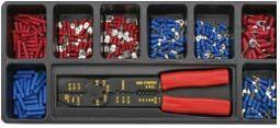 Fixman-inlay-kabelschoenset