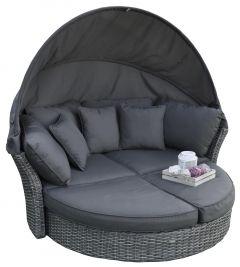 """Lounge-eiland-&-loungebed-""""Savanna""""-Elegant---Pure-Garden-&-Living"""