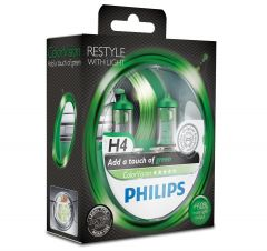 Philips-Color-Vision-groen-H4-