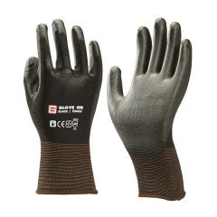 Glove-On-zwart-maat-L