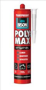 Bison-Poly-Max-Original-Transparant-425gram-