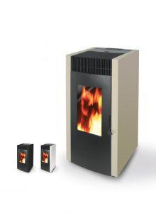 Atmosfera-pelletkachel-10-kW-beige