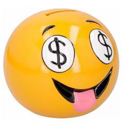 Moneybank-dollar-eyes-spaarpot