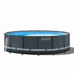 Intex-Ultra-XTR-Frame-Pool-Ø-488-x-122-(set-incl.-zandfilterpomp)