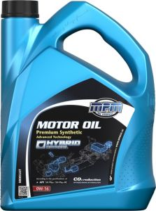 Motor-olie-0W-16-premium-synthetic-advanced-technology