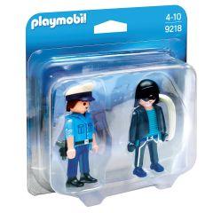 Playmobil---Duopack-politieagent-en-dief