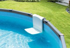 Intex-zwembad-bankje