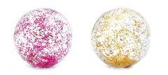 Intex-Bal-transparant-met-glitter