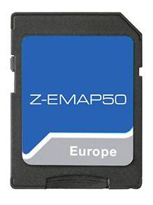 Zenec-Z-EMAP50-navigatiekaarten
