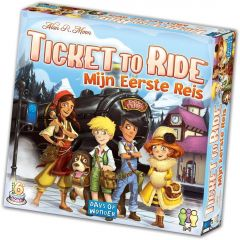 Ticket-to-Ride:-Mijn-Eerste-Reis