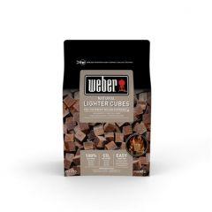 Weber-Aanmaakblokjes---48-stuks-bruin